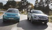 Essai comparatif : la Citroën ë-C4 défie la Volkswagen ID.3