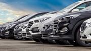 Les ventes de voitures neuves s'effondrent au mois de novembre 2020