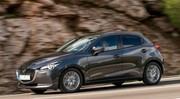 Une Mazda 2 sur base de Toyota Yaris hybride ?