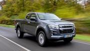 Essai Isuzu D-Max N60 (2021) : le pick-up des pros