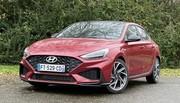 Essai vidéo Hyundai i30 Fastback restylée (2020) : le ramage change plus que le plumage