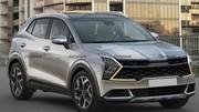 Kia Sportage (2022) : Une version 100% électrique pour la 5e génération