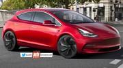 Tesla Model 2 (2023) : une compacte à moins de 30 000 € ?