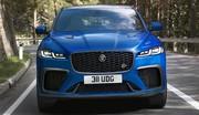 Jaguar F-Pace SVR : un tas de petites améliorations