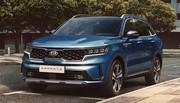 Kia Sorento Hybride : 7 places, 7 ans de garantie et pour pas cher ?