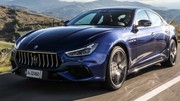 Premier essai de la Maserati Ghibli Hybrid (2021)