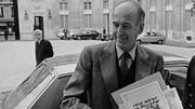"""Les voitures de Valéry Giscard d'Estaing, un """"président moderne"""""""