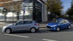 Essai Renault Mégane 1.5 dCi 90 contre Peugeot 308 1.6 HDi 90 : Les meilleures ennemies