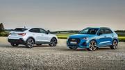 Audi Q3 TFSI e et Q3 Sportback TFSI e 2021 : En hybride rechargeable à partir de 46000 euros