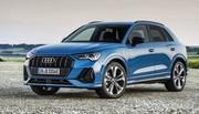 Audi donne une version hybride rechargeable à ses Q3 et Q3 Sportback