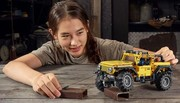 Le massif Jeep Wrangler s'offre une version miniature chez Lego