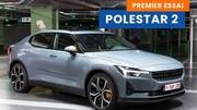 Essai vidéo de la Polestar 2