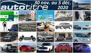 Résumé Auto Titre du 30 novembre au 5 décembre 2020