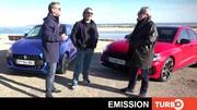 Emission Turbo : Audi, MINI, Renault, Toyota, les petites sportives