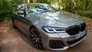 Essai BMW Série 5 530e Hybride rechargeable : écologiquement correcte ?
