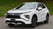 Prix Mitsubishi Eclipse Cross (2021) : L'hybride rechargeable arrive