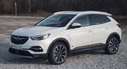 Essai Opel Grandland X Hybrid4