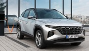 Hyundai Tucson PHEV : plus d'infos
