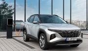 Hyundai Tucson : les infos sur l'hybride rechargeable
