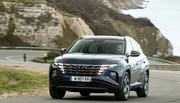 Essai Hyundai Tucson hybride (2021) : il va falloir compter avec lui