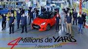 4 millions de Toyota Yaris vendues, le Made in France à la fête