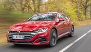 Essai et mesures de la Volkswagen Arteon Shooting Brake