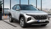 Hyundai Tucson (2021) : Une version hybride rechargeable de 265 ch