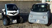 Essai Citroën AMI vs Renault Twizy 45 : une guerre sans merci et sans permis