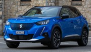 Essai Peugeot e-2008 : Les antonymes du SUV compact électrique