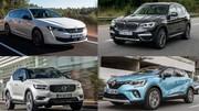 Les vraies consommations d'essence des voitures hybrides rechargeables