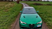 Essai Alfa Romeo Giulia Quadrifoglio : L'incroyable Hulk