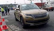 Skoda Kodiaq (2021) : Faux départ pour le restylage du SUV familial ?