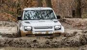 Essai Land Rover Defender D240 : boue permettez ?