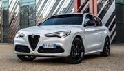Nouvelle finition sportive Veloce Ti pour l'Alfa Romeo Stelvio millésime 2021