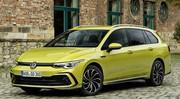 Prix Volkswagen Golf SW (2021) : Le break à partir de 29 345 €