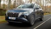 Essai Hyundai Tucson hybride : repartir de zéro