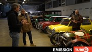 Emission Turbo : La caverne aux trésors; 812 GTS; Golf GTI; Octavia; i20; Clio