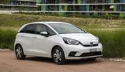 Premier Contact Honda Jazz : Puce malicieuse