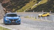 Essai Honda Civic Type R : Un peu, beaucoup, passionnément