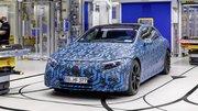 Mercedes : six nouvelles électriques en deux ans