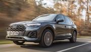 Essai Audi Q5 40 TDI restylé (2021) : champion du diesel