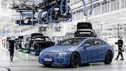 Voici les 6 prochaines Mercedes électriques attendues