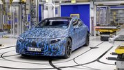 Mercedes comptera 8 modèles électriques dans sa gamme d'ici 2022