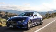 Essai Maserati Ghibli Hybrid (2020)