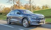 Essai Ford Mustang Mach-E : notre avis sur le SUV Mustang électrique