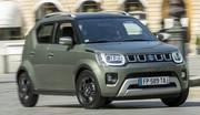 Essai et mesures de la Suzuki Ignis Hybrid restylée