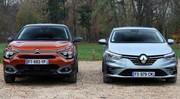 Comparatif vidéo Citroën C4 vs Renault Mégane : comme on se retrouve !