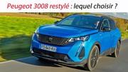 Peugeot 3008 restylé : lequel choisir ?