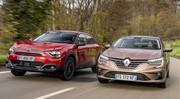 Essai comparatif : la Citroën C4 (2021) défie la Renault Mégane