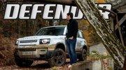 Essai Land Rover Defender : s'il ne devait en rester qu'un